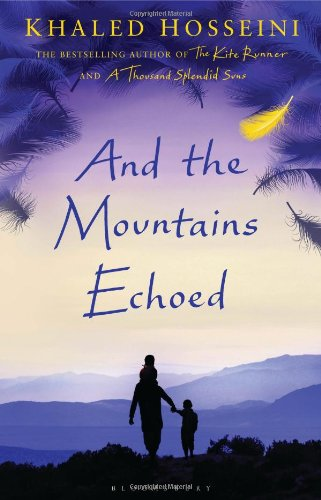 "Covert art of Khaled Hosseini's ""And the Mountains Echoed"""